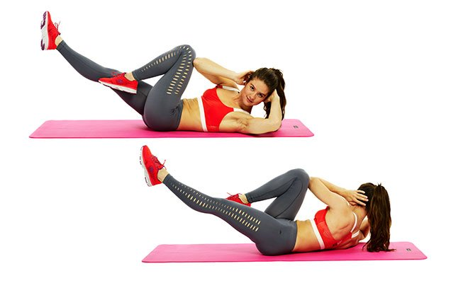Lose Your Love Handles in just 10-Minute Workout | Cairo Gyms