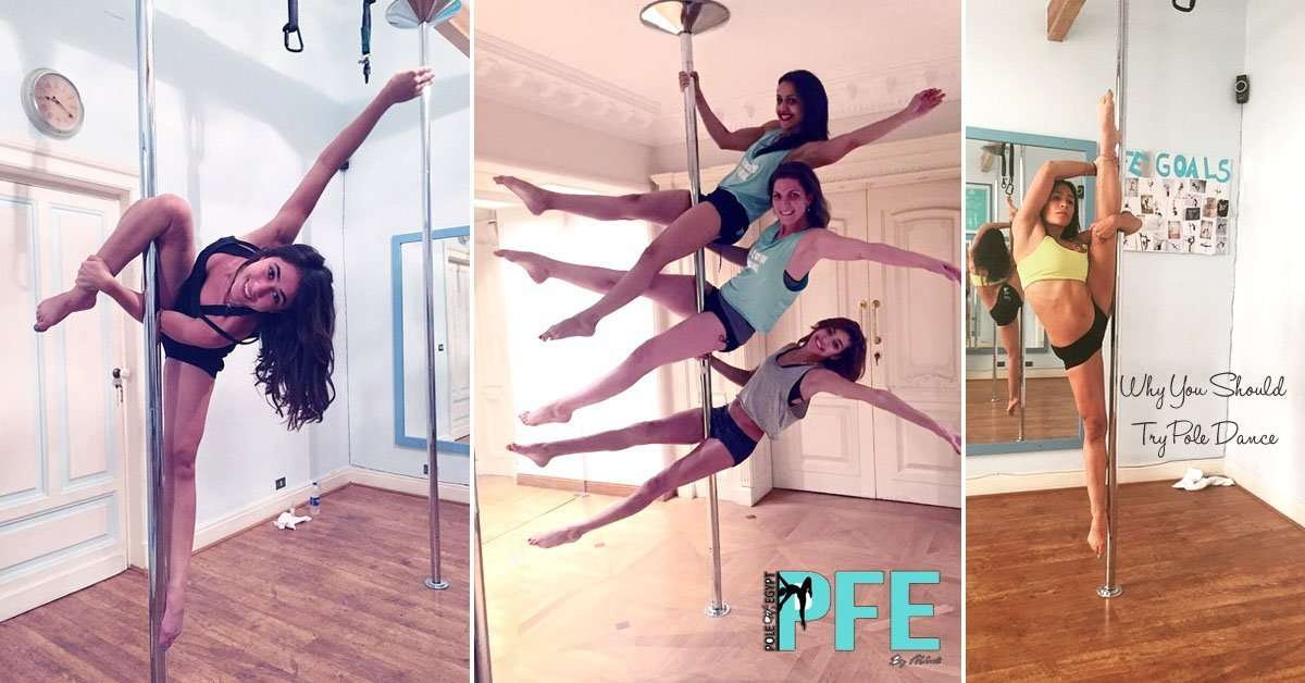 Why You Should Try Pole Dance