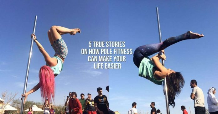 5 true stories on how Pole fitness can make your life easier
