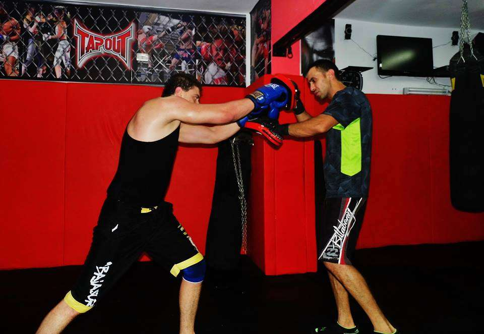 TapouT Fighting Club