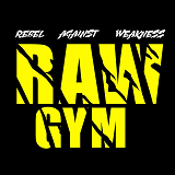 Raw Gym Logo