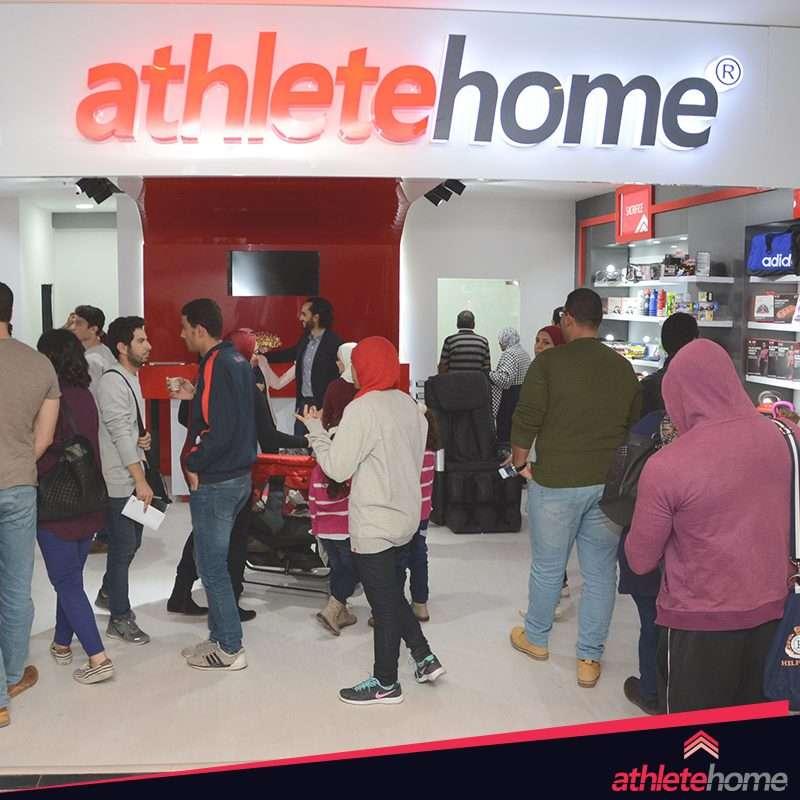 Athlete Home