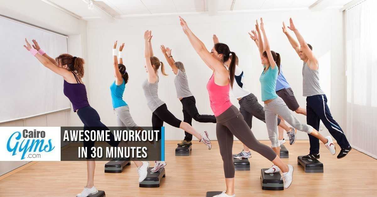 Awesome Workout in Only 30 Minutes