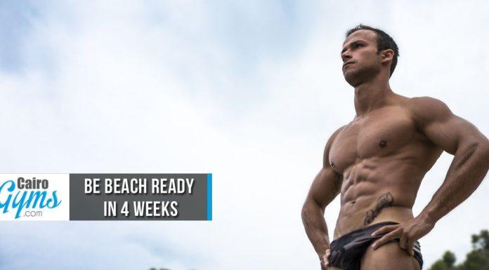 Be Beach Ready in 4 Weeks