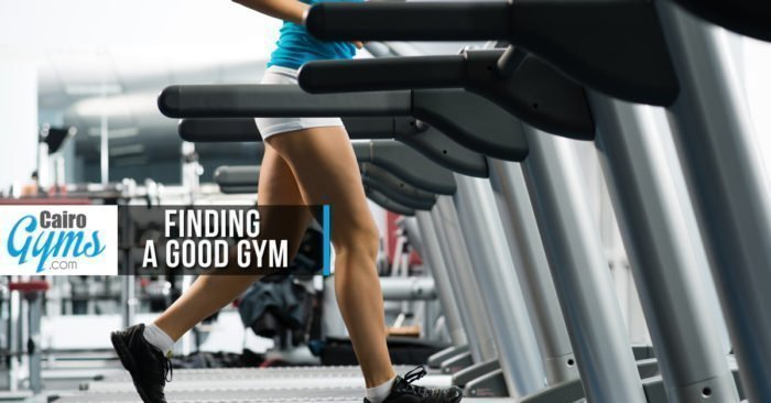 Finding A Good Gym