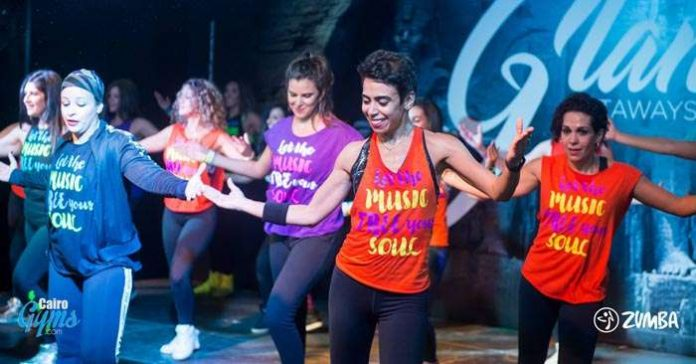 Zumba Classes Egypt