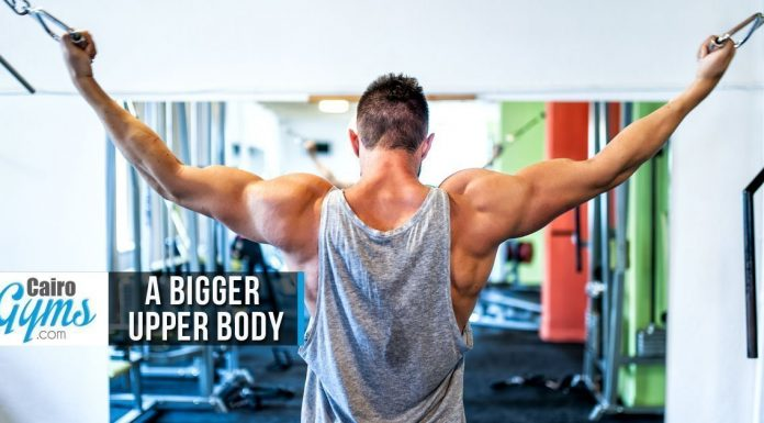A Bigger Upper Body