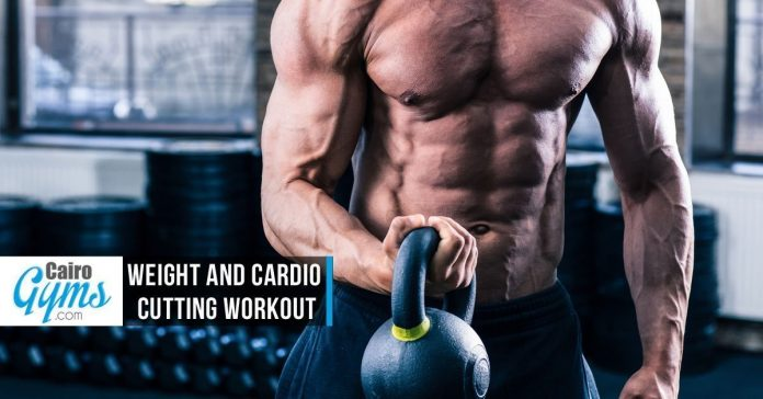 Weight and Cardio Cutting Workout