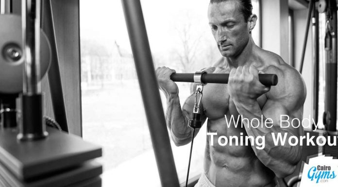Whole Body Toning Workout