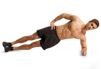 Plank Side