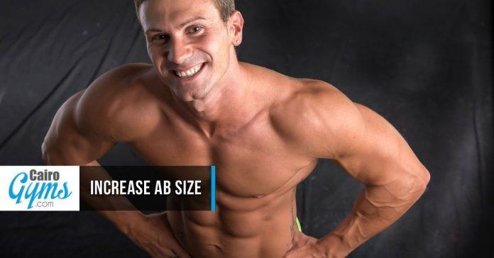Increase Ab Size