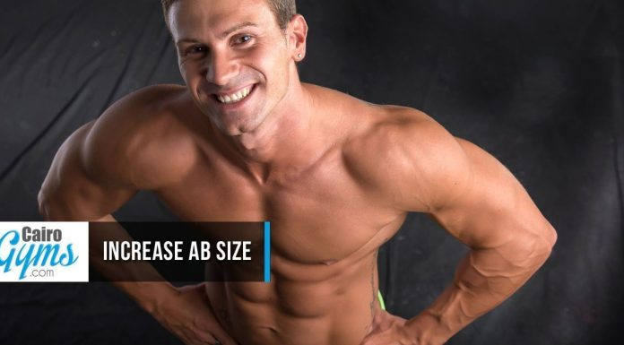 Increase Ab Size