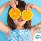 9 Tips to Encourage Your Children To Eat Well