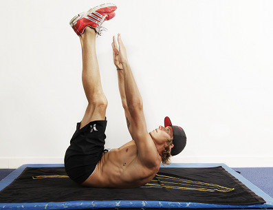 At Home Beginner Ab Routine Cairo Gyms