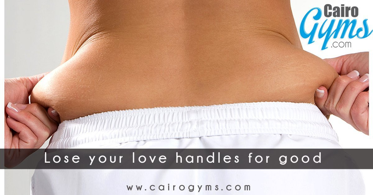 love handles how to get rid of them