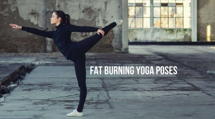 Fat-Burning Yoga Poses