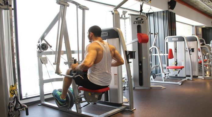 Workout Routines at Cairogyms