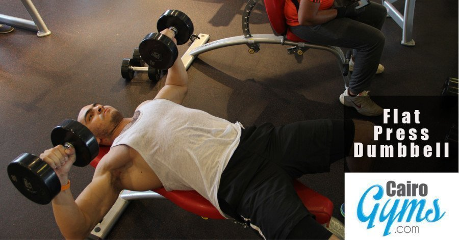 how to get up from decline dumbbell press