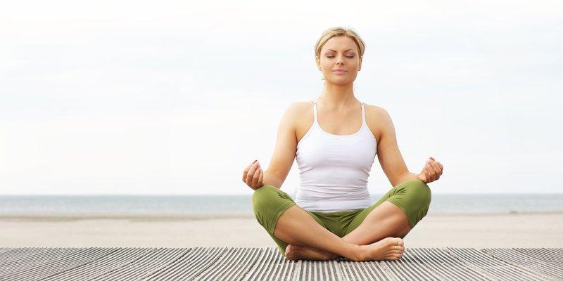 Meditation Women