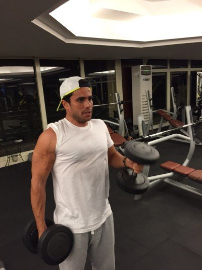 Sherif Sameh Training