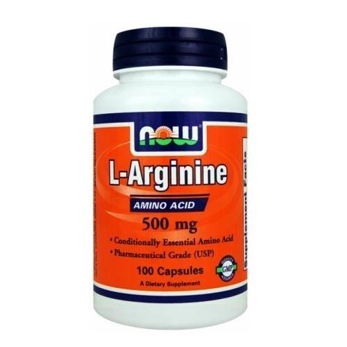L-arginine-Now