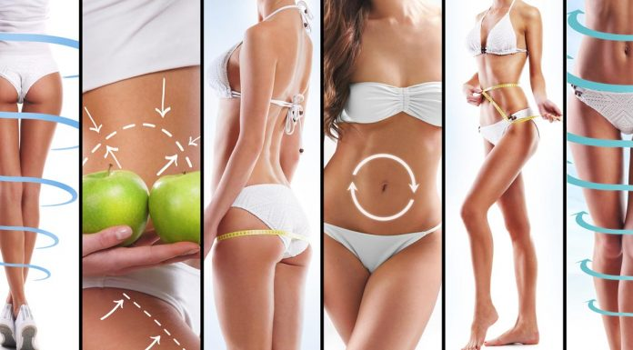 nutrition for Bikini