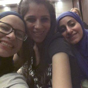 Hers: Heba Khalil, Zumba Instructor