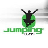 Jumping Egypt Logo