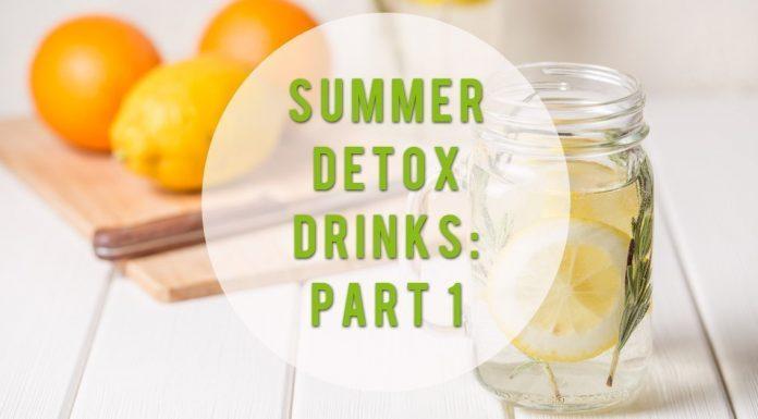 Summer Detox Drink PT 1