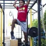 Crossfit Monkey Bars