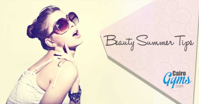Stay Beautifull in Summer