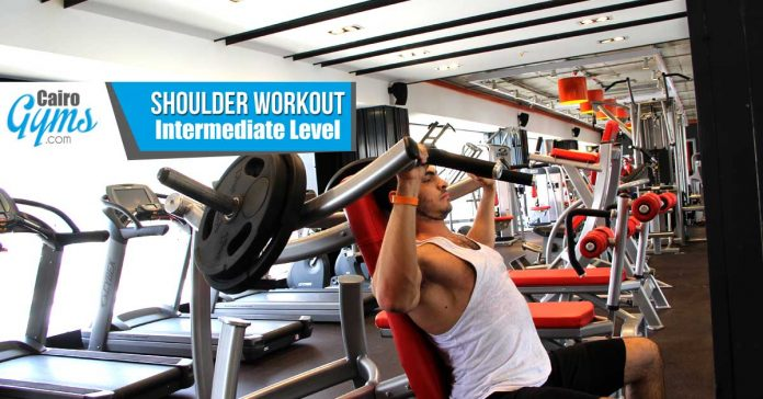 Shoulder Workout Intermediate