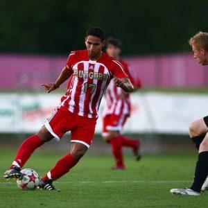 Aly Mazhar Football
