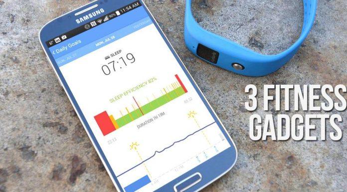 3 Fitness Gadgets