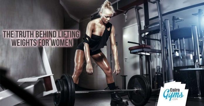 The Truth Behind Lifting Weights for Women