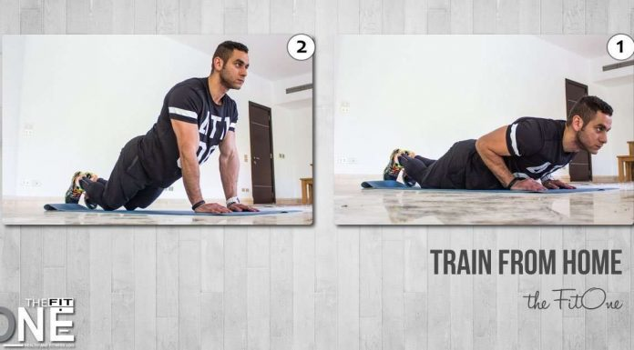 Train at home now with the Fit One Program