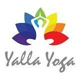 Yalla Yoga logo