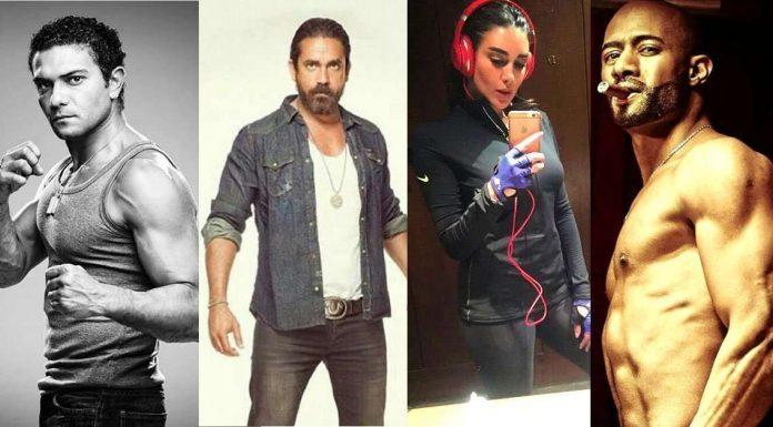 Top 20 Egyptian Celebrities