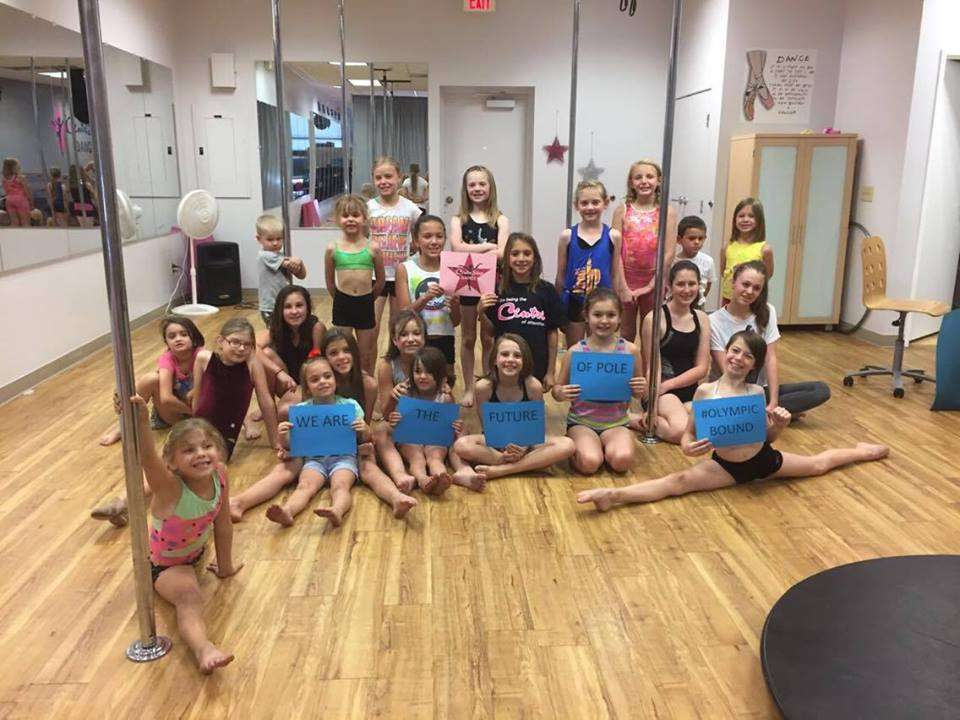 pole fit summer camp