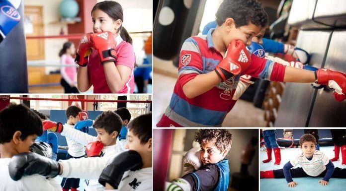 Boxing Academy Article