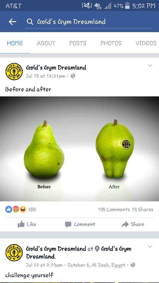 Gold's Gym Dreamland