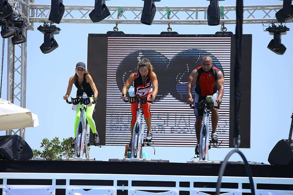 El Gouna International Spinning Marathon