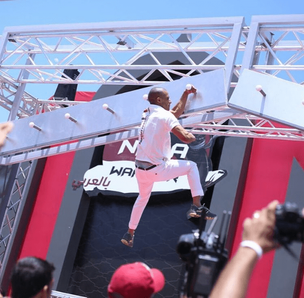 Ninja Warrior Bel3arabi