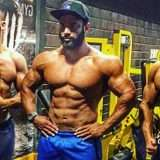 Ahmed Kamal Musclemania