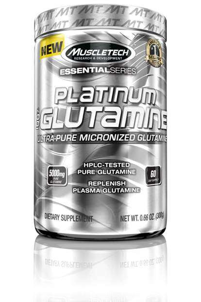 Platnium 100% Glutamine