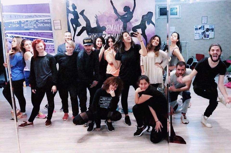 Adams Dance