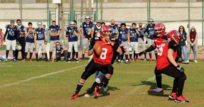 American Football W2