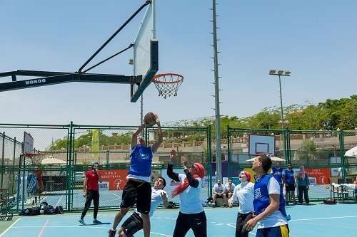 Corporate Games - Basket Ball