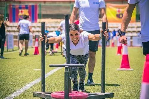 Corporate Games - CrossFit