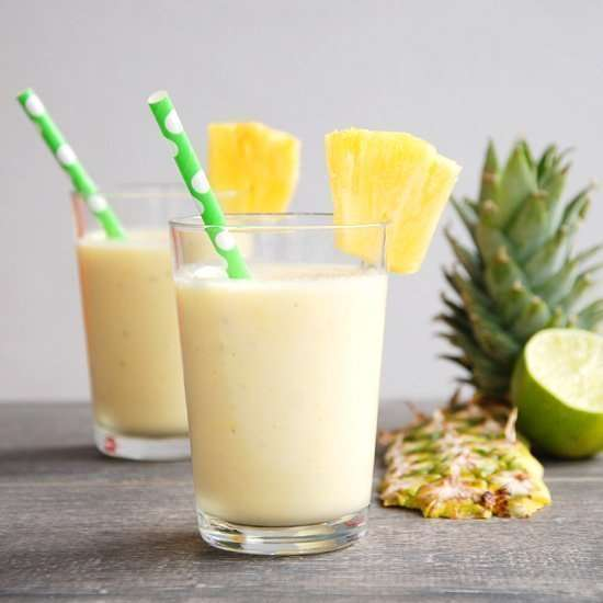 Pinapple Smoothie